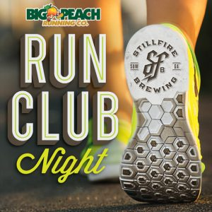 Big Peach Run Club Night