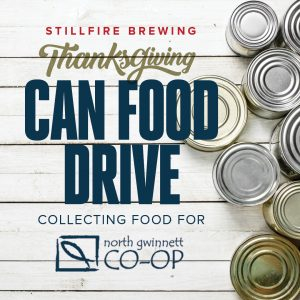 NG  Co-Op Canned Food Drive