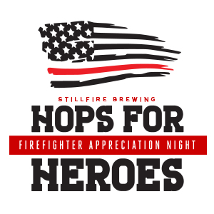 Hops for Heroes: Firefighter Appreciation Night
