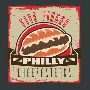 Five Finger Philly Food Truck