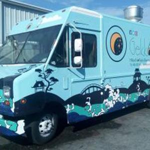 Gekko Sushi Hibachi Truck