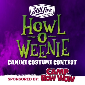 HOWL-O-WEENIE Canine Costume Contest
