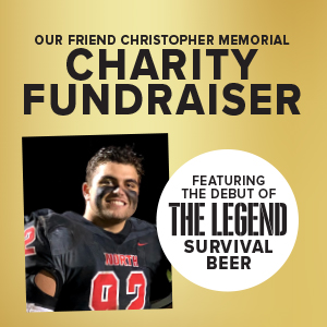 Charity Fundraiser - Christopher Miles